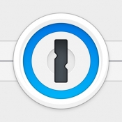 iPhone、iPadアプリ「1Password - Password Manager」のアイコン