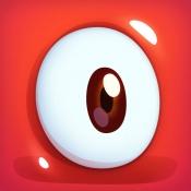 iPhone、iPadアプリ「Pudding Monsters (プリン・モンスターズ)」のアイコン
