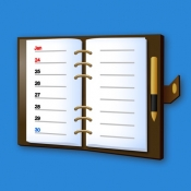 iPhone、iPadアプリ「ジョルテ カレンダー&システム手帳でスケジュール管理」のアイコン