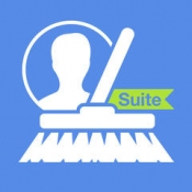iPhone、iPadアプリ「CleanUp Suite – Quickly and easily clean duplicates from your address book」のアイコン