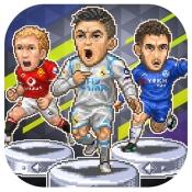 iPhone、iPadアプリ「ポケットサッカークラブ」のアイコン