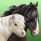 iPhone、iPadアプリ「HorseWorld 3D: マイ ライディング ホース」のアイコン