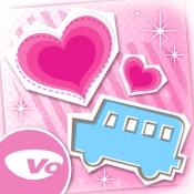 iPhone、iPadアプリ「修学旅行ナイショの恋」のアイコン