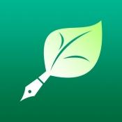 iPhone、iPadアプリ「GreenDiary」のアイコン