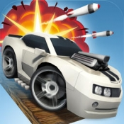 iPhone、iPadアプリ「Table Top Racing」のアイコン