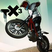 iPhone、iPadアプリ「Trial Xtreme 3」のアイコン