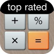 iPhone、iPadアプリ「計算機プラス - 世界で最も人気の計算機」のアイコン