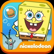 iPhone、iPadアプリ「SpongeBob Moves In」のアイコン