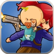 iPhone、iPadアプリ「Cute Kill」のアイコン