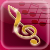 iPhone、iPadアプリ「無料でクラシック音楽の傑作」のアイコン