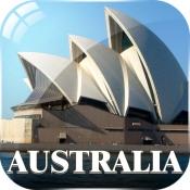 iPhone、iPadアプリ「世界遺産 オーストラリア」のアイコン
