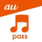 iPhone、iPadアプリ「うたパス-auの音楽アプリ|最新曲や懐メロ聴き放題」のアイコン