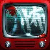 iPhone、iPadアプリ「マジやば!怖い話 2014夏 〜心霊動画や恐怖の体験談そして心霊スポットなど大量収録!ホラーファンはこの夏必須!」のアイコン