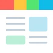 iPhone、iPadアプリ「スマートニュース」のアイコン