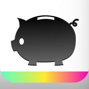 iPhone、iPadアプリ「Reccit-きせかえ家計簿 レシート撮影で簡単入力!」のアイコン
