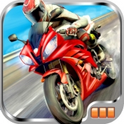 iPhone、iPadアプリ「Drag Racing: Bike Edition」のアイコン