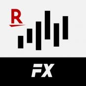 iPhone、iPadアプリ「iSPEED FX - 楽天証券のFXアプリ」のアイコン