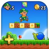 iPhone、iPadアプリ「Lep's World 3 Plus - スーパー最高のプラットフォーマーゲーム」のアイコン