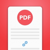 iPhone、iPadアプリ「Web to PDF Converter & Reader」のアイコン
