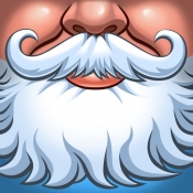iPhone、iPadアプリ「Beardify 〜あごひげを生やそう〜」のアイコン