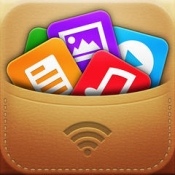 iPhone、iPadアプリ「File Pod」のアイコン
