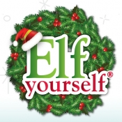 iPhone、iPadアプリ「ElfYourself by OfficeDepot Inc」のアイコン