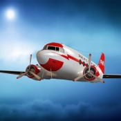 iPhone、iPadアプリ「Flight Unlimited Las Vegas - Flight Simulator」のアイコン