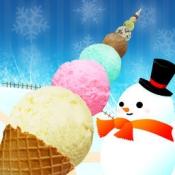 iPhone、iPadアプリ「アイスタワー冬」のアイコン