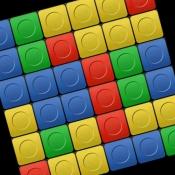 iPhone、iPadアプリ「さめがめパズル」のアイコン