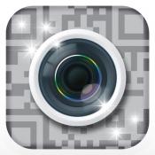 iPhone、iPadアプリ「QRコードリーダー for iPhone」のアイコン