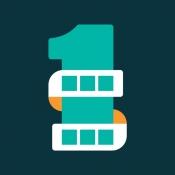 iPhone、iPadアプリ「1 Second Everyday: Video Diary」のアイコン