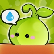 iPhone、iPadアプリ「Plant Nanny 植物ナニー」のアイコン