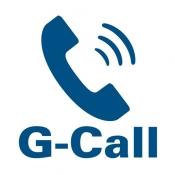 iPhone、iPadアプリ「電話サービスG-Call」のアイコン