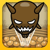 iPhone、iPadアプリ「ヒッパレ!納豆工房」のアイコン