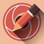 iPhone、iPadアプリ「Sketch Me! Sketch&Cartoon」のアイコン