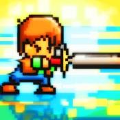 iPhone、iPadアプリ「重い剣 (HEAVY sword)」のアイコン