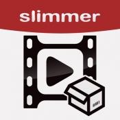 iPhone、iPadアプリ「動画圧縮 - ビデオ合併、カット、回転、圧縮して、スペース節約」のアイコン
