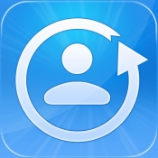 iPhone、iPadアプリ「Contacts backup &To Excel&gmail&outlook」のアイコン