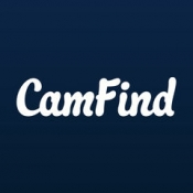 iPhone、iPadアプリ「CamFind - Visual Search, QR Reader, Price Comparison & Barcode Scanner」のアイコン