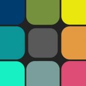 iPhone、iPadアプリ「Blendoku」のアイコン