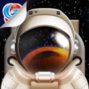 iPhone、iPadアプリ「Expedition Mars: space adventure」のアイコン