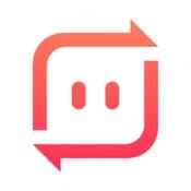 iPhone、iPadアプリ「Send Anywhere (ファイル転送・送信)」のアイコン