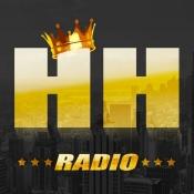 iPhone、iPadアプリ「HIP HOP RADIO」のアイコン