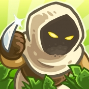 iPhone、iPadアプリ「Kingdom Rush Frontiers」のアイコン