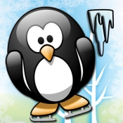 iPhone、iPadアプリ「Penny Penguin Icicles Multiplayer」のアイコン