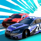 iPhone、iPadアプリ「Smash Bandits Racing」のアイコン