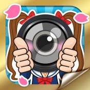 iPhone、iPadアプリ「俺スタンプ〜みんなで顔スタンプ作って遊ぼう!」のアイコン