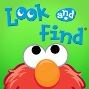 iPhone、iPadアプリ「Look and Find® Elmo on Sesame Street」のアイコン