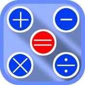 iPhone、iPadアプリ「タテヨコ計算電卓 シートカルク」のアイコン