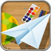 iPhone、iPadアプリ「Awesome Paper Planes Flyer」のアイコン